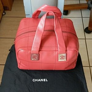Elegant authentic Chanel doctor's bag Italy